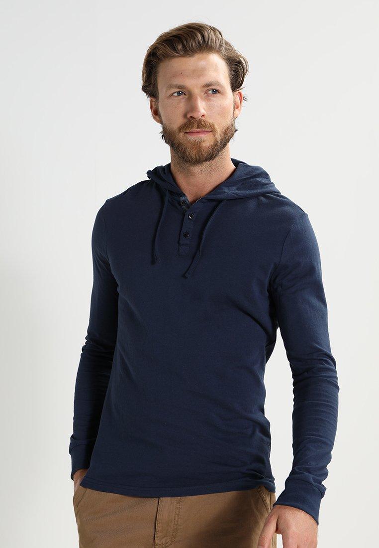 One Blue Manches shirt T Pier À LonguesDark dCoBexQrW