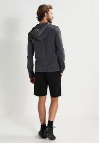 Pier One - Camiseta de manga larga - dark grey melange - 2