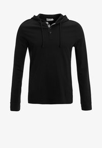 Pier One - Langarmshirt - black - 4
