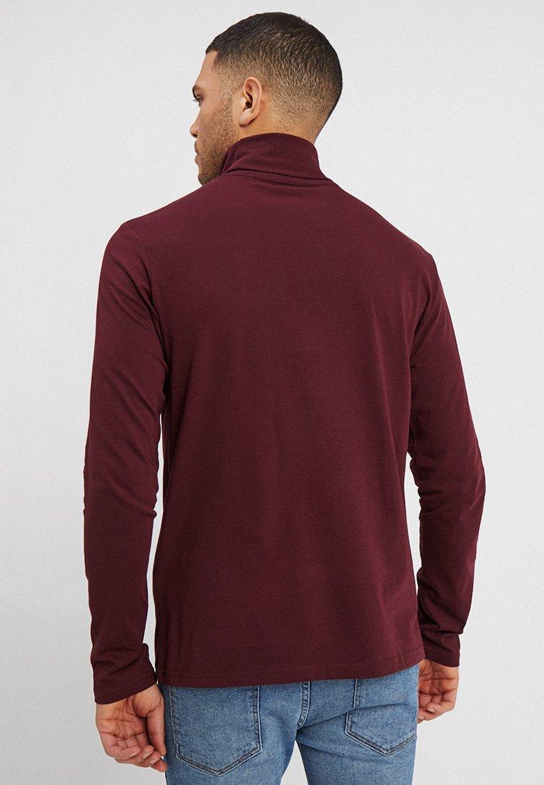 shirt Manches À Pier One T LonguesBordeaux kPXOZiuTlw