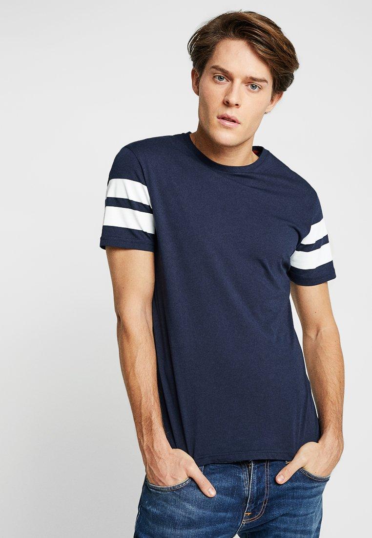 Pier One - T-Shirt print - dark blue