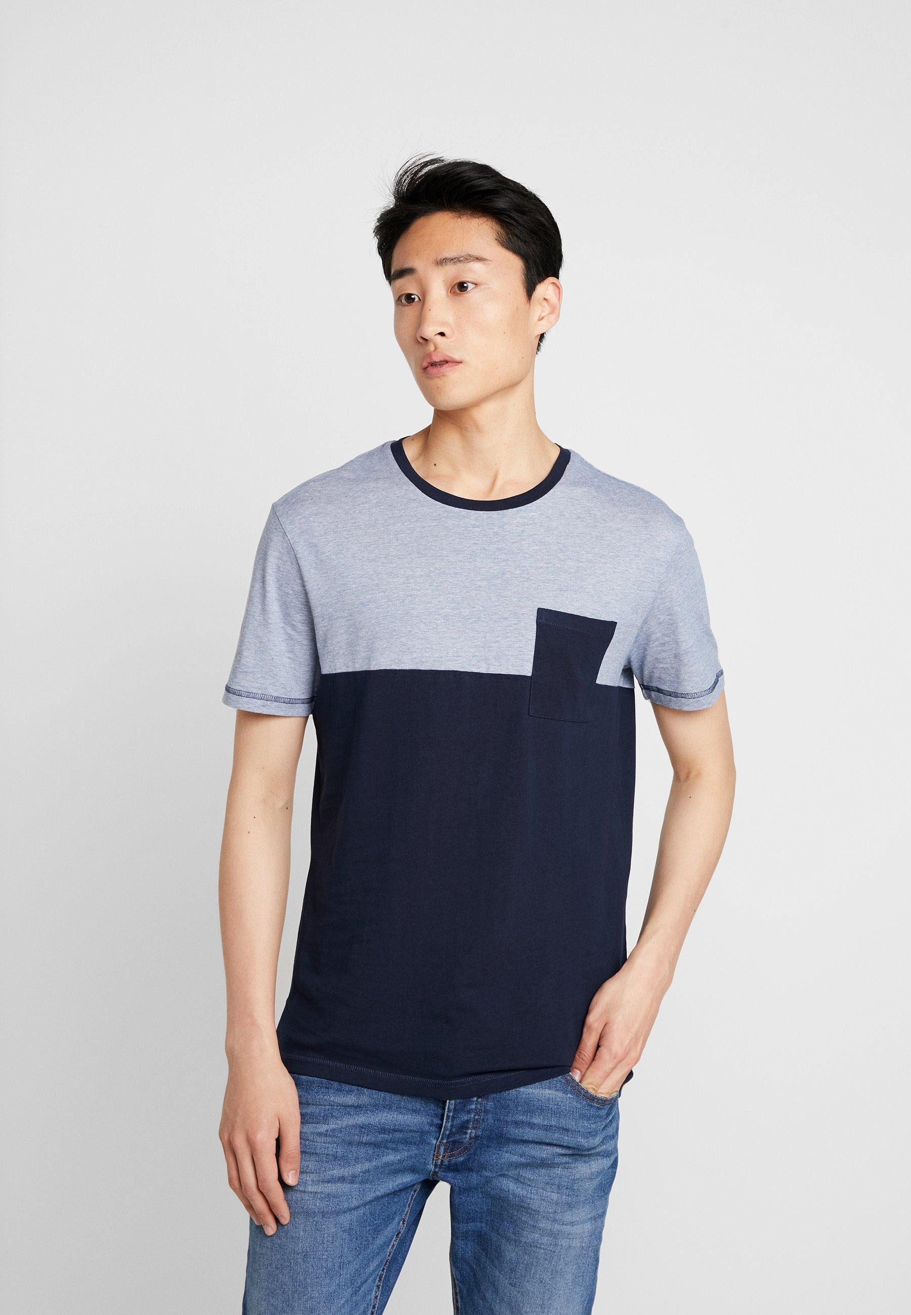 Pier T shirt ImpriméDark One Blue qVzMSpU