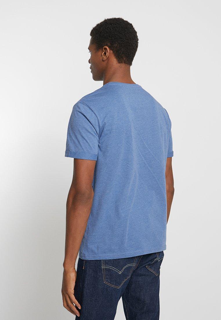 Blue Pier One shirt ImpriméMottled T f6y7bvYg