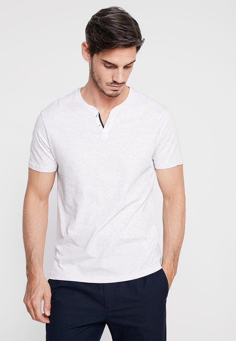 One T Light BasiqueMottled shirt Grey Pier W9Y2EDHbeI