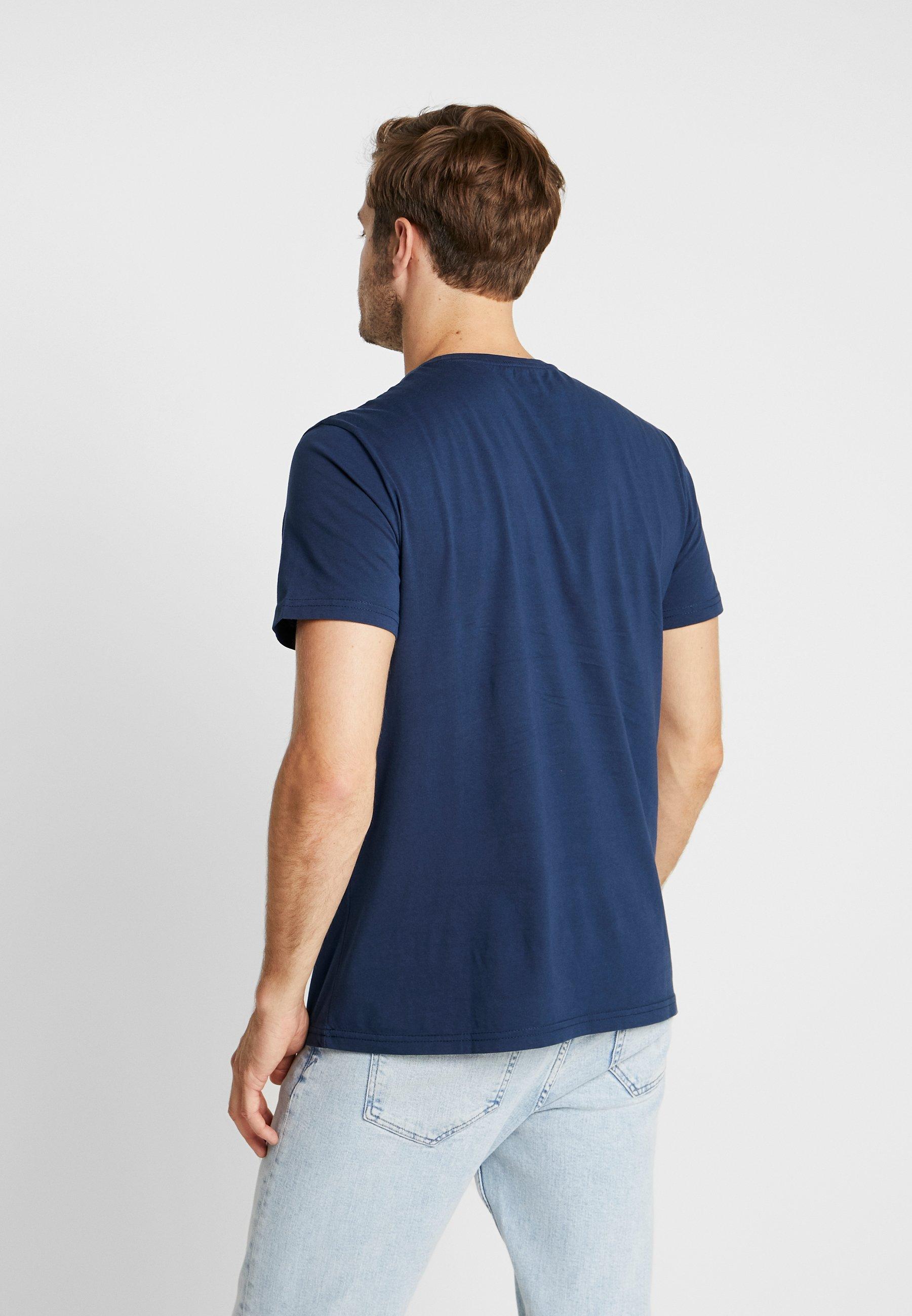 shirt Pier Blue One T ImpriméDark tdChQrsx