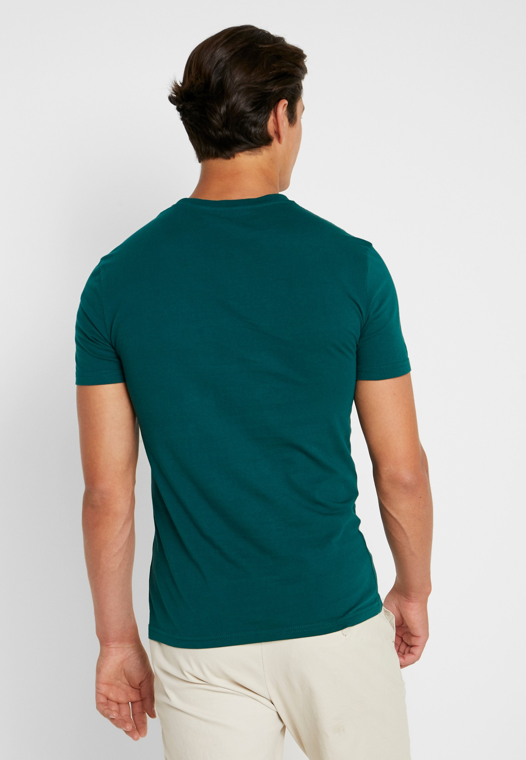 T Green ImpriméDark shirt Pier One wTPZOkXiul