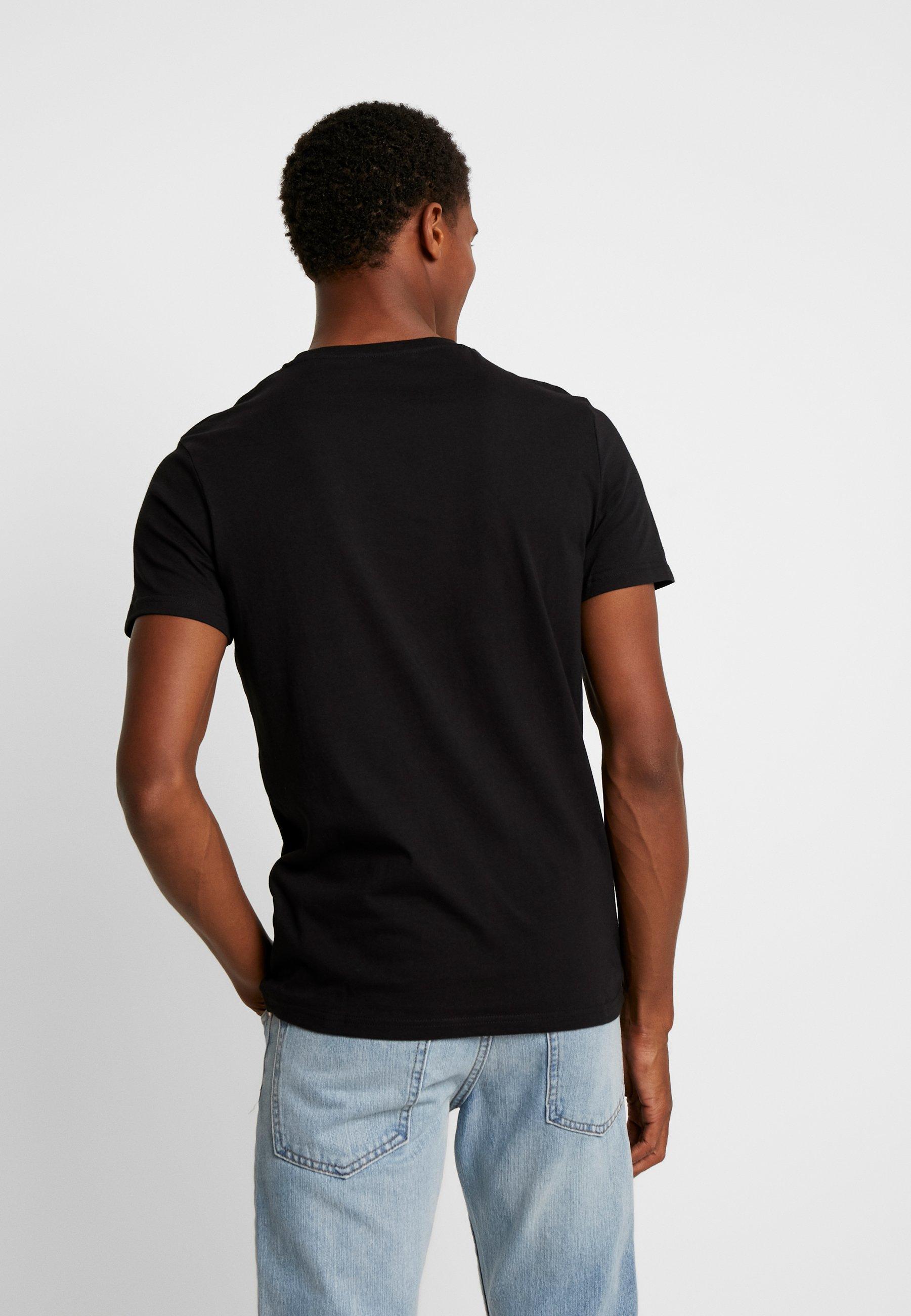 shirt ImpriméBlack One Pier T SVUzMpq