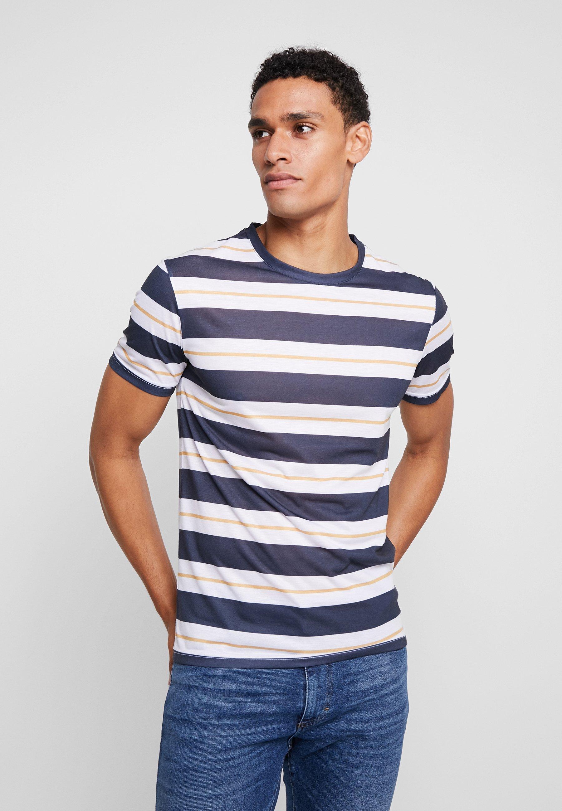 T shirt One One Pier ImpriméBlue shirt T T ImpriméBlue Pier Pier One shirt TFKcl1J