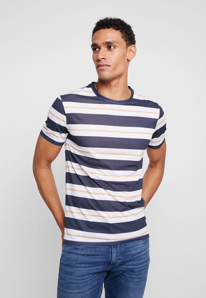 Pier One - T-Shirt print - blue