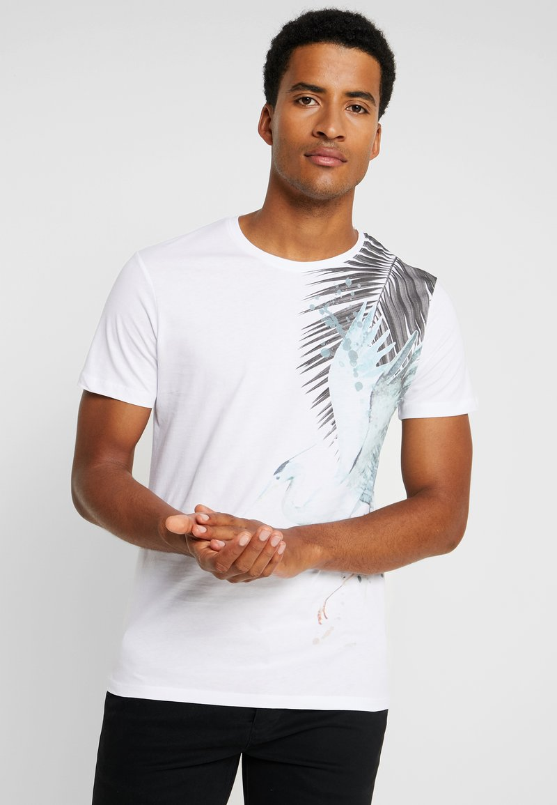 Pier One - T-Shirt print - offwhite