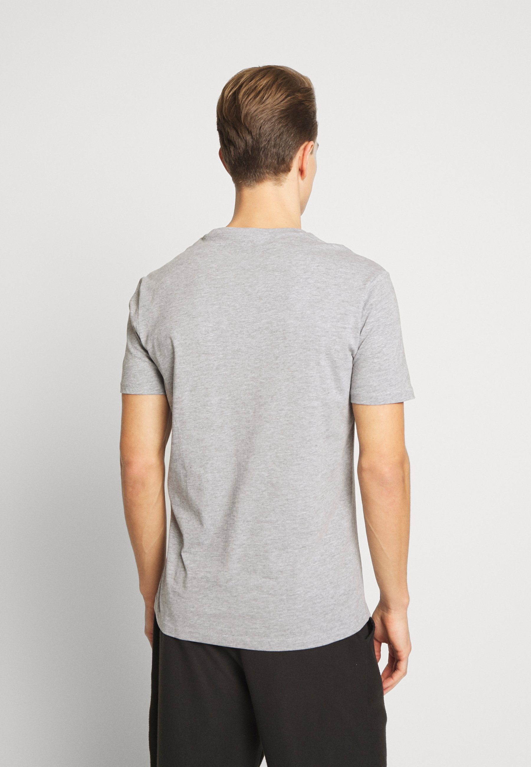 Pier One T-shirt z nadrukiem - mottled grey