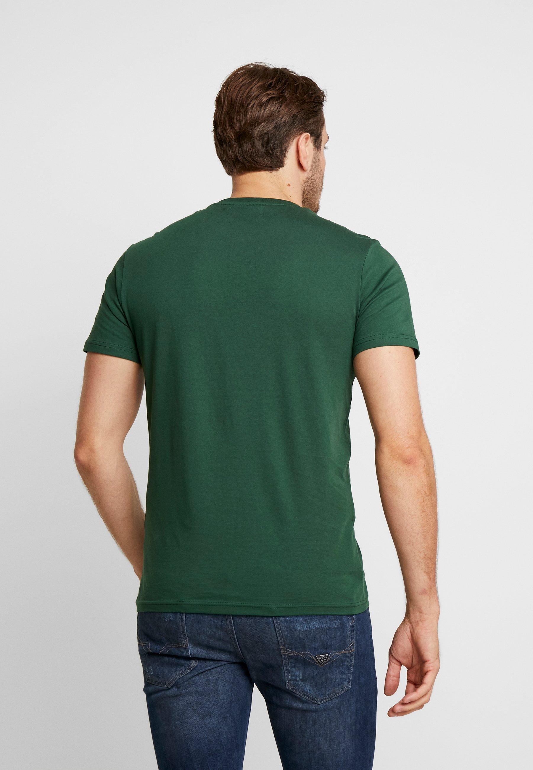 One T Green Pier ImpriméDark shirt Y7gfyb6