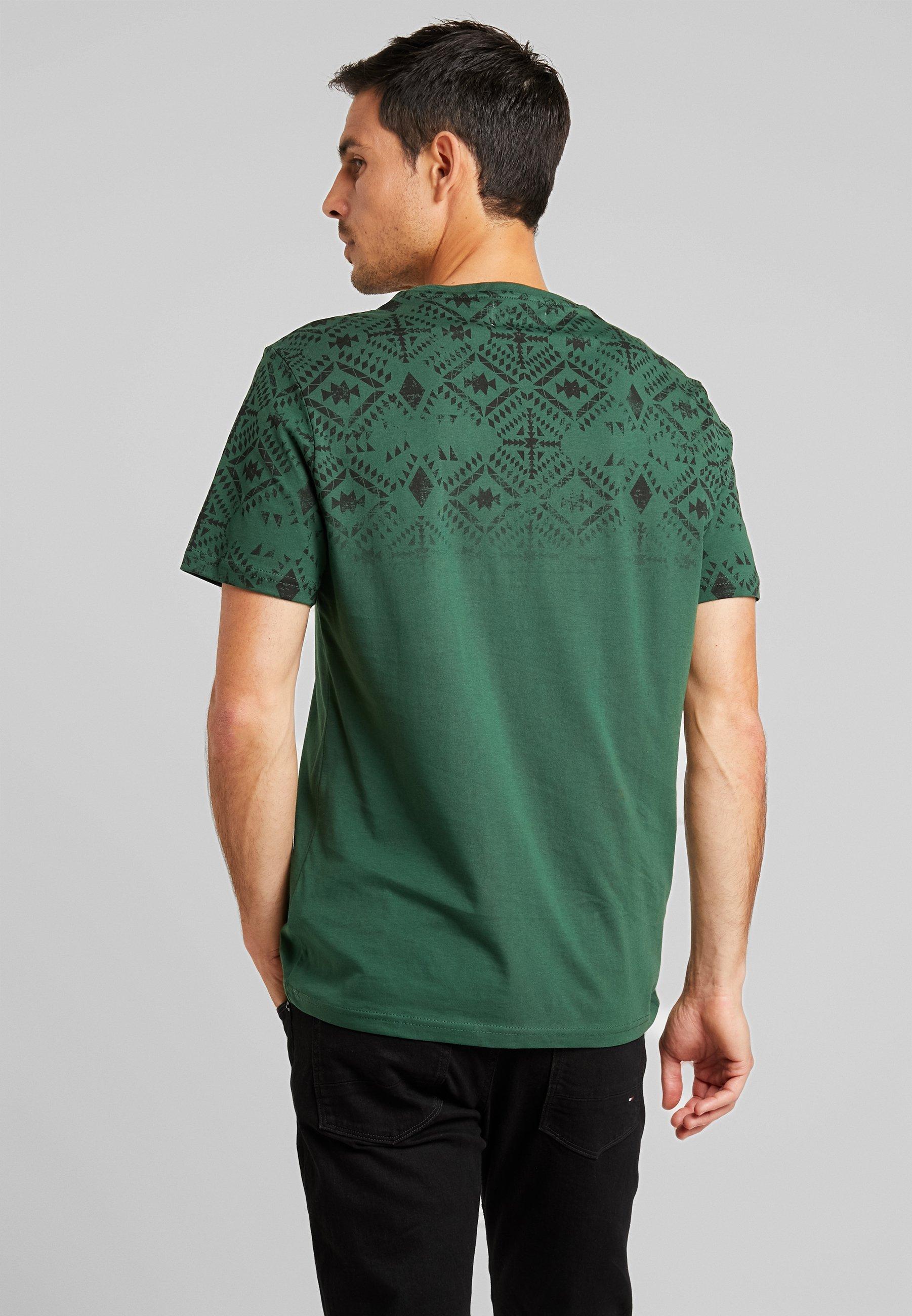 One Pier Green T shirt ImpriméDark kTOXZPiu