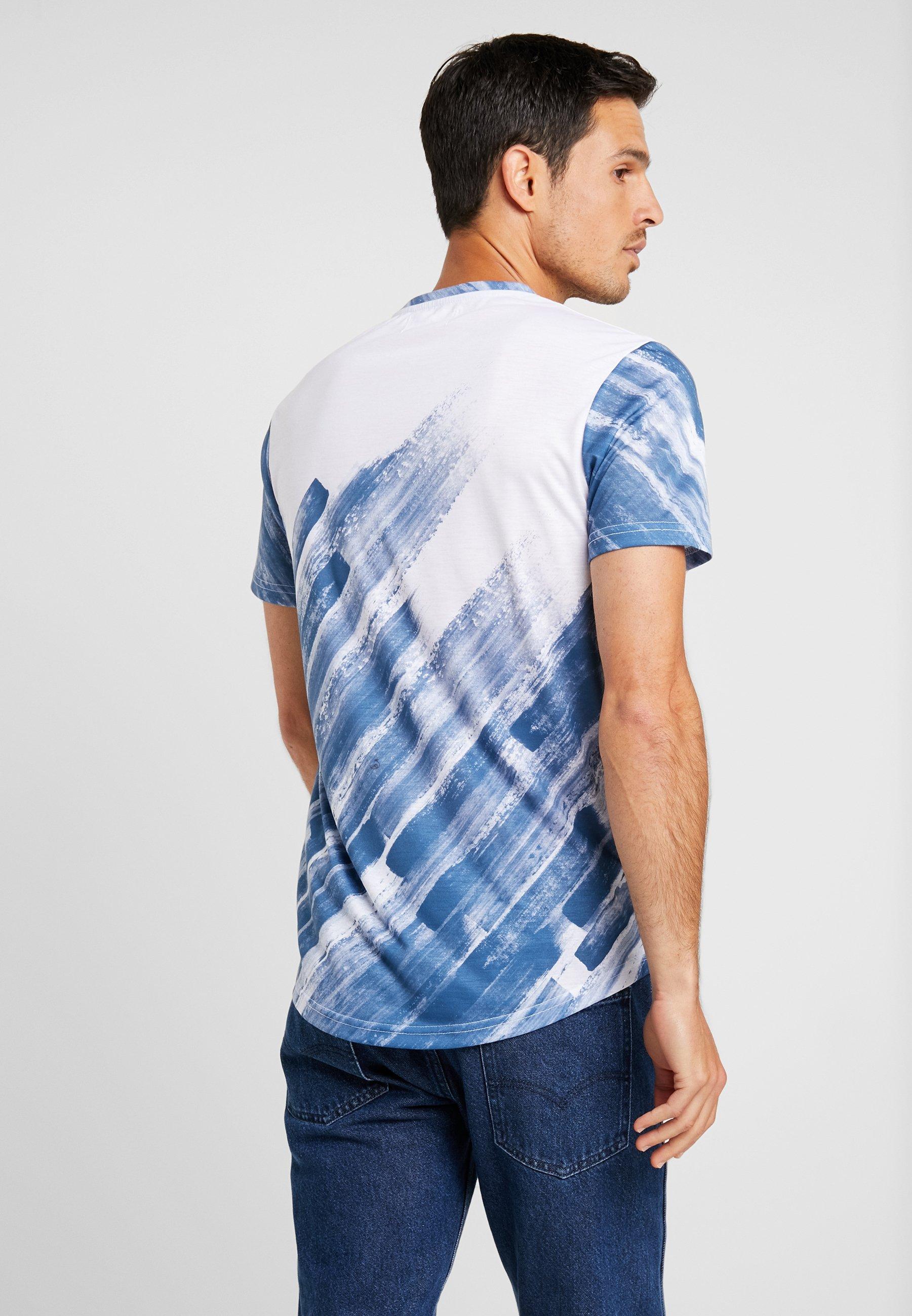 T T One shirt Pier Pier ImpriméWhite One wmNnv80