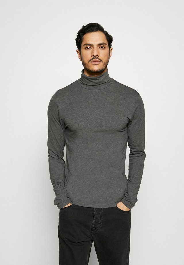 Langarmshirt - dark gray