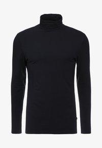 Pier One - Camiseta de manga larga - black - 3