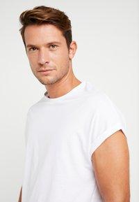 Pier One - T-shirt basic - white - 4