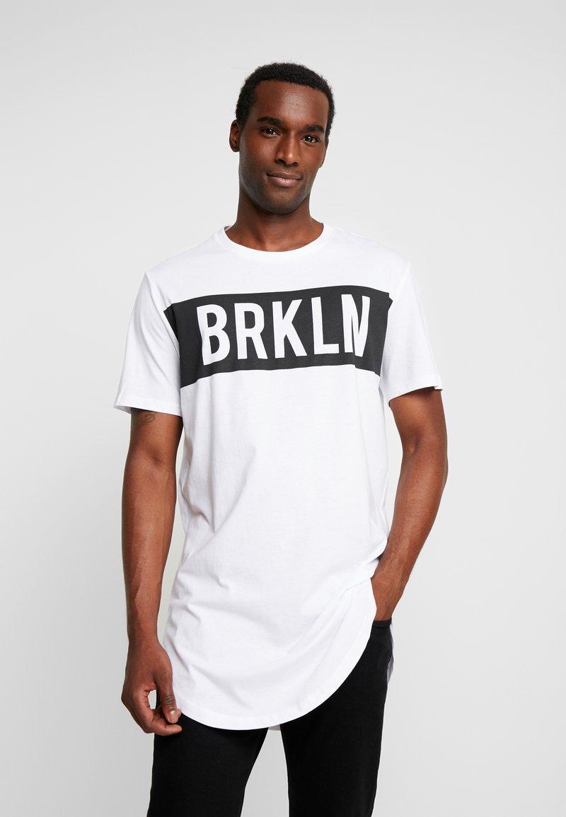 Pier One - T-Shirt print - bright white