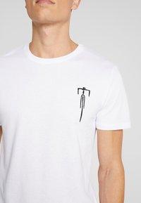 Pier One - T-shirt print - white - 5