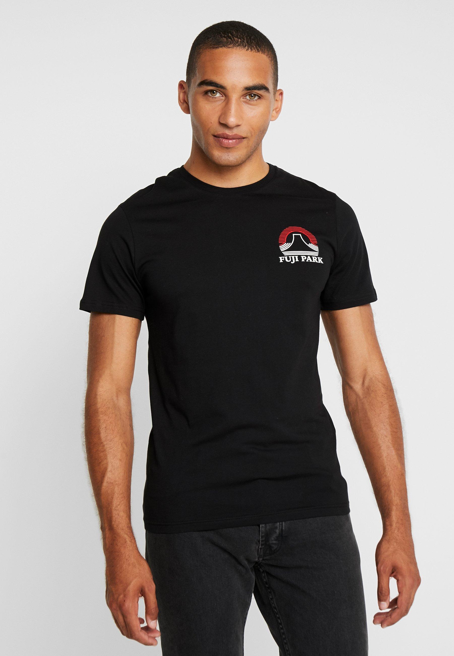One ImpriméBlack Pier T shirt Pier One T shirt ImpriméBlack iuOwPZkXT