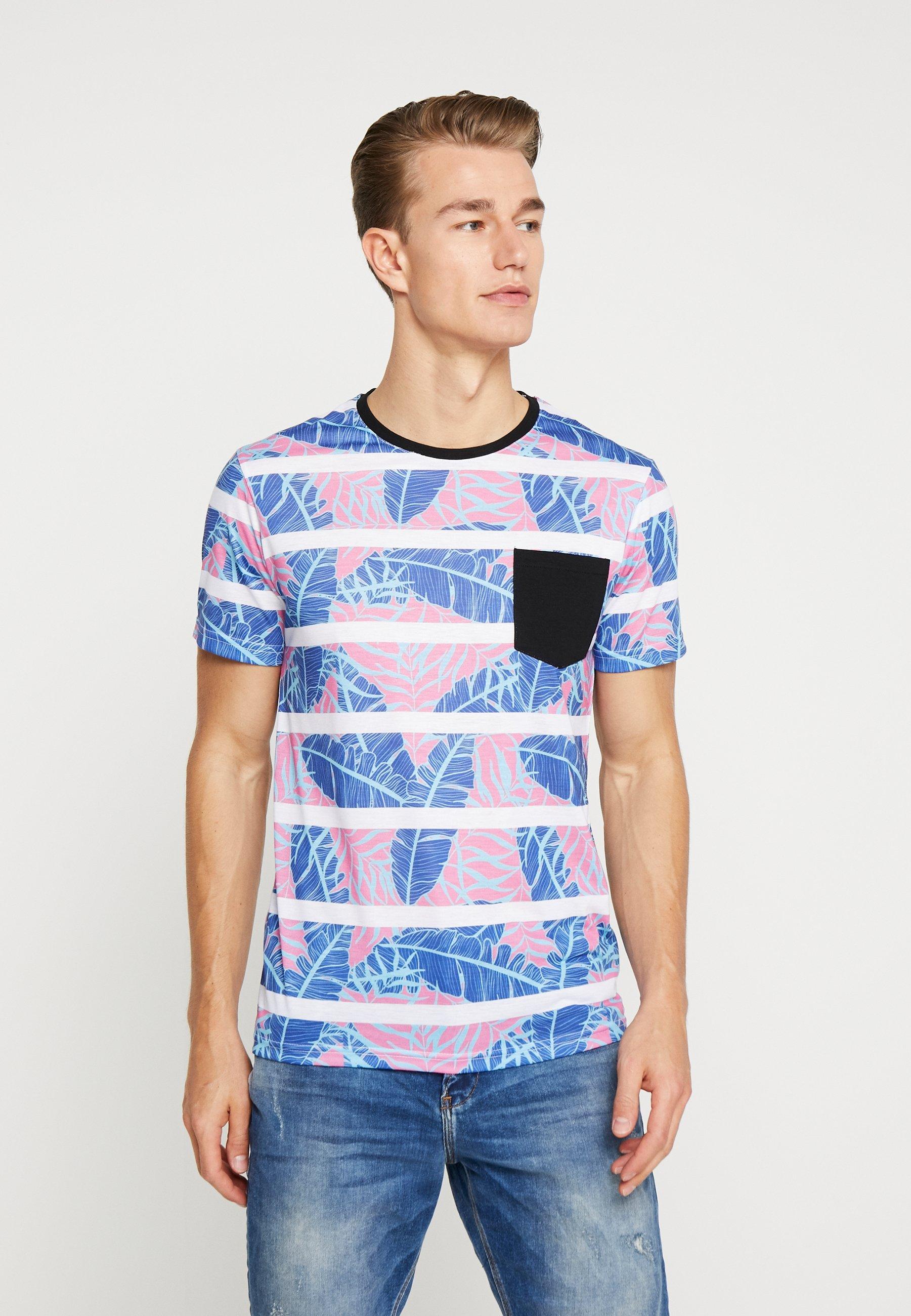 ImpriméDark T One shirt Blue Pier zpMVSU