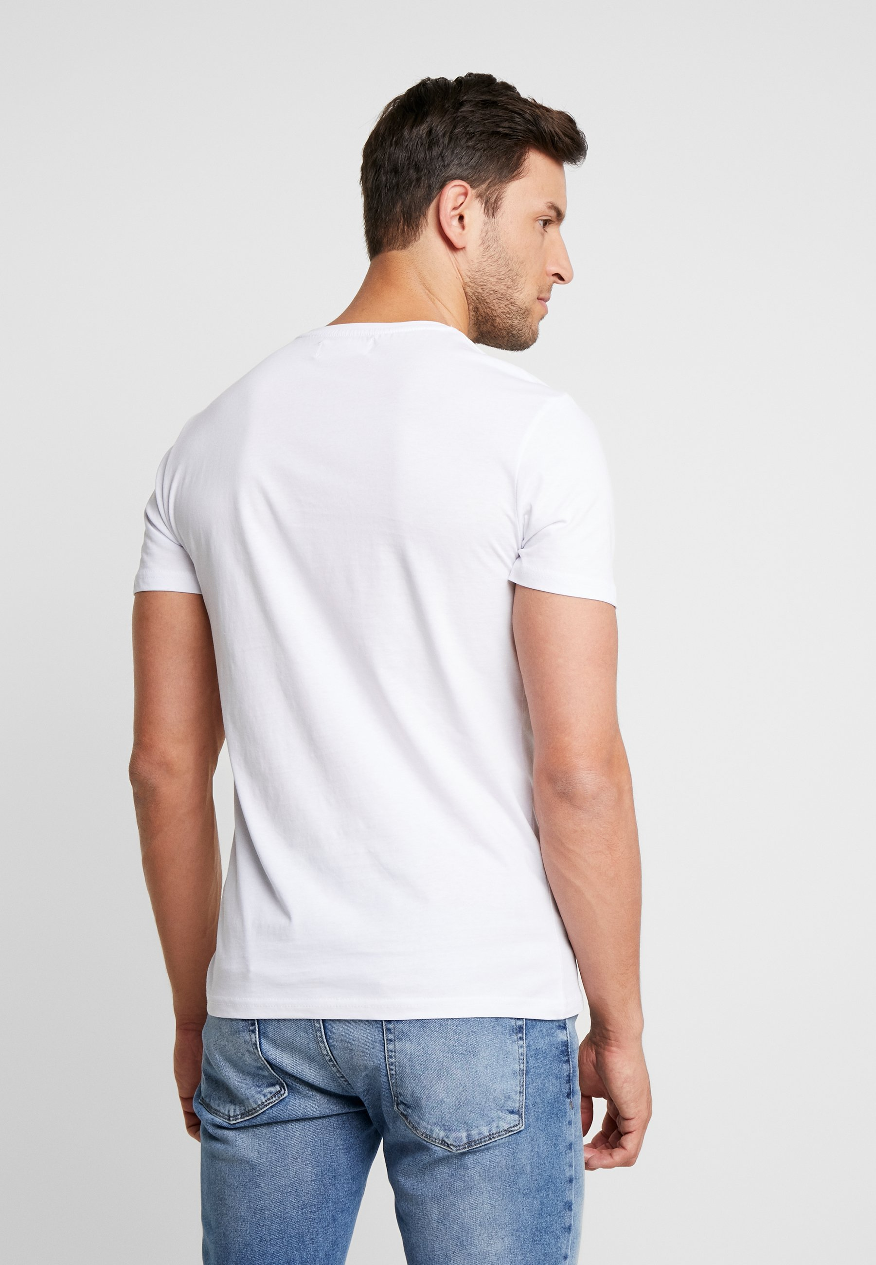One T T Pier shirt shirt ImpriméWhite ImpriméWhite One Pier Pier OkiuPZX
