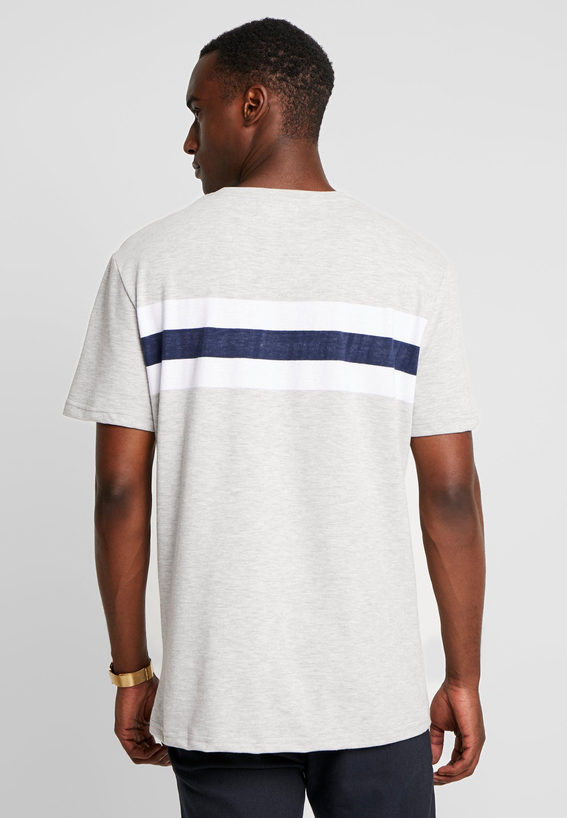 Pier One T-shirt imprimé grey