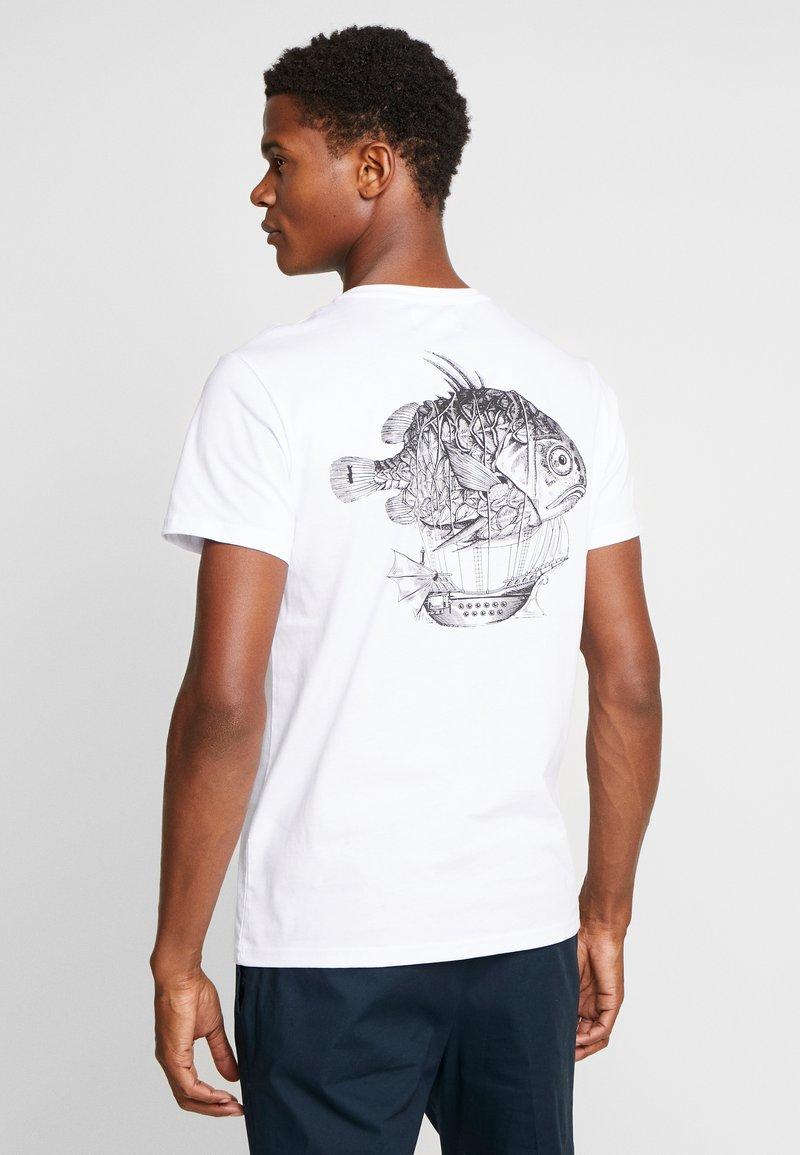 Pier One - T-Shirt print - white