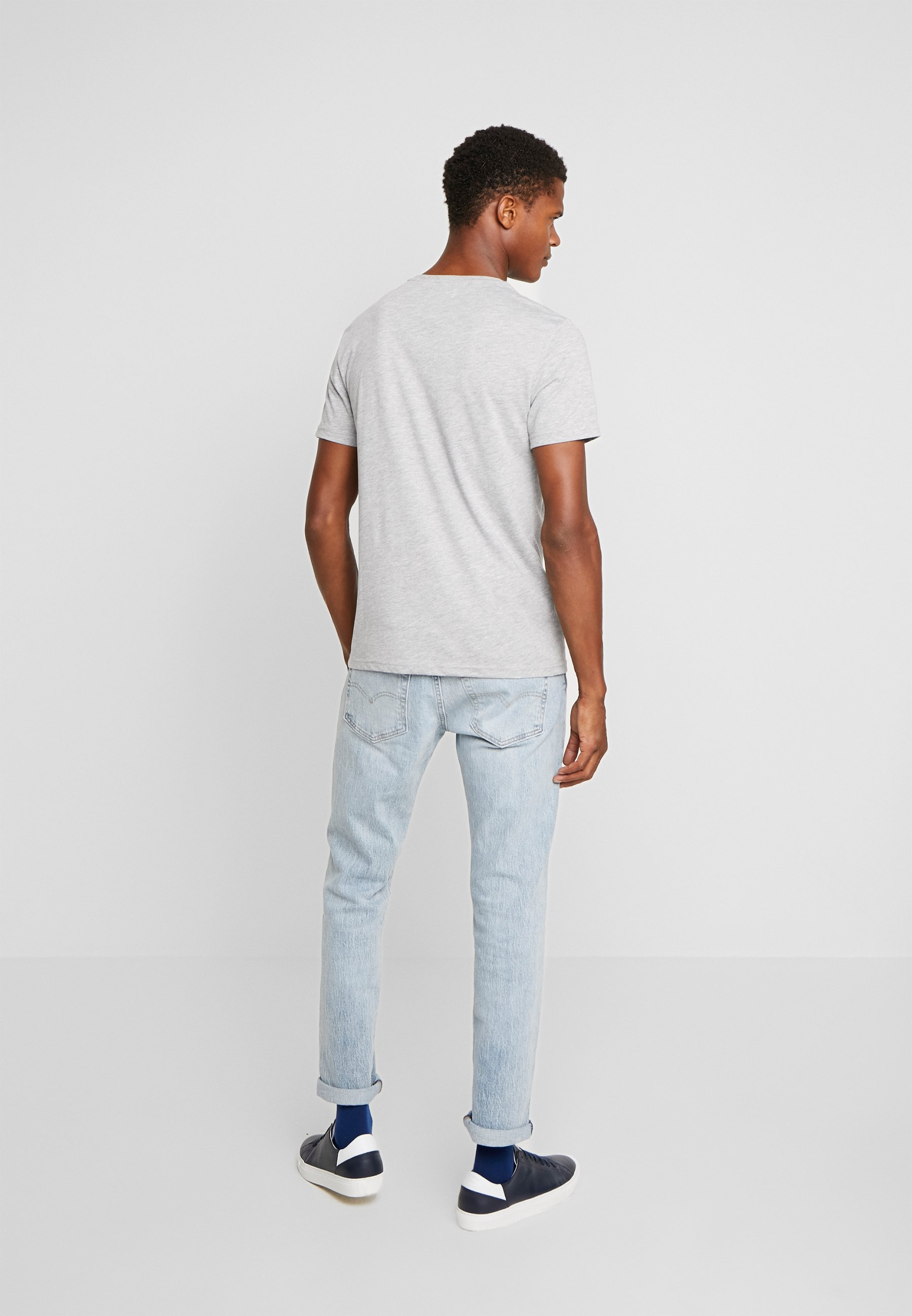 Pier shirt Grey ImpriméMottled One T OXTPuwZik