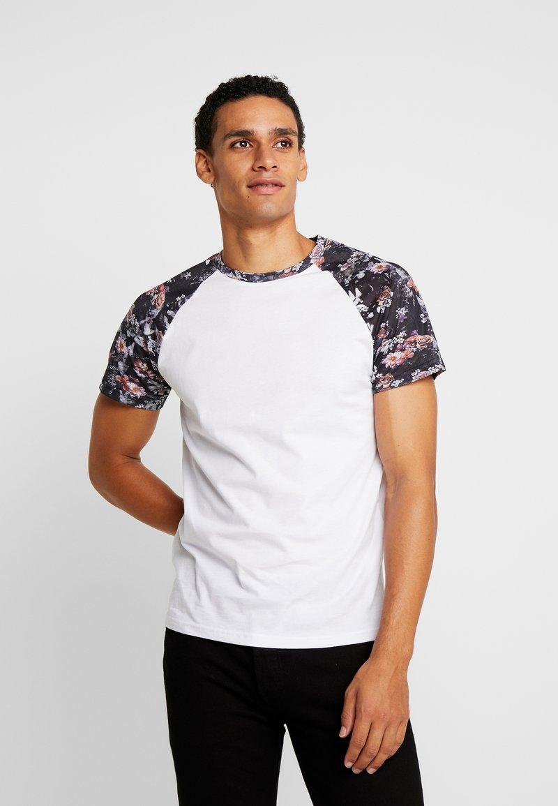 Pier One - T-shirt imprimé - white