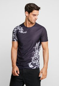Pier One - T-shirts med print - black - 0