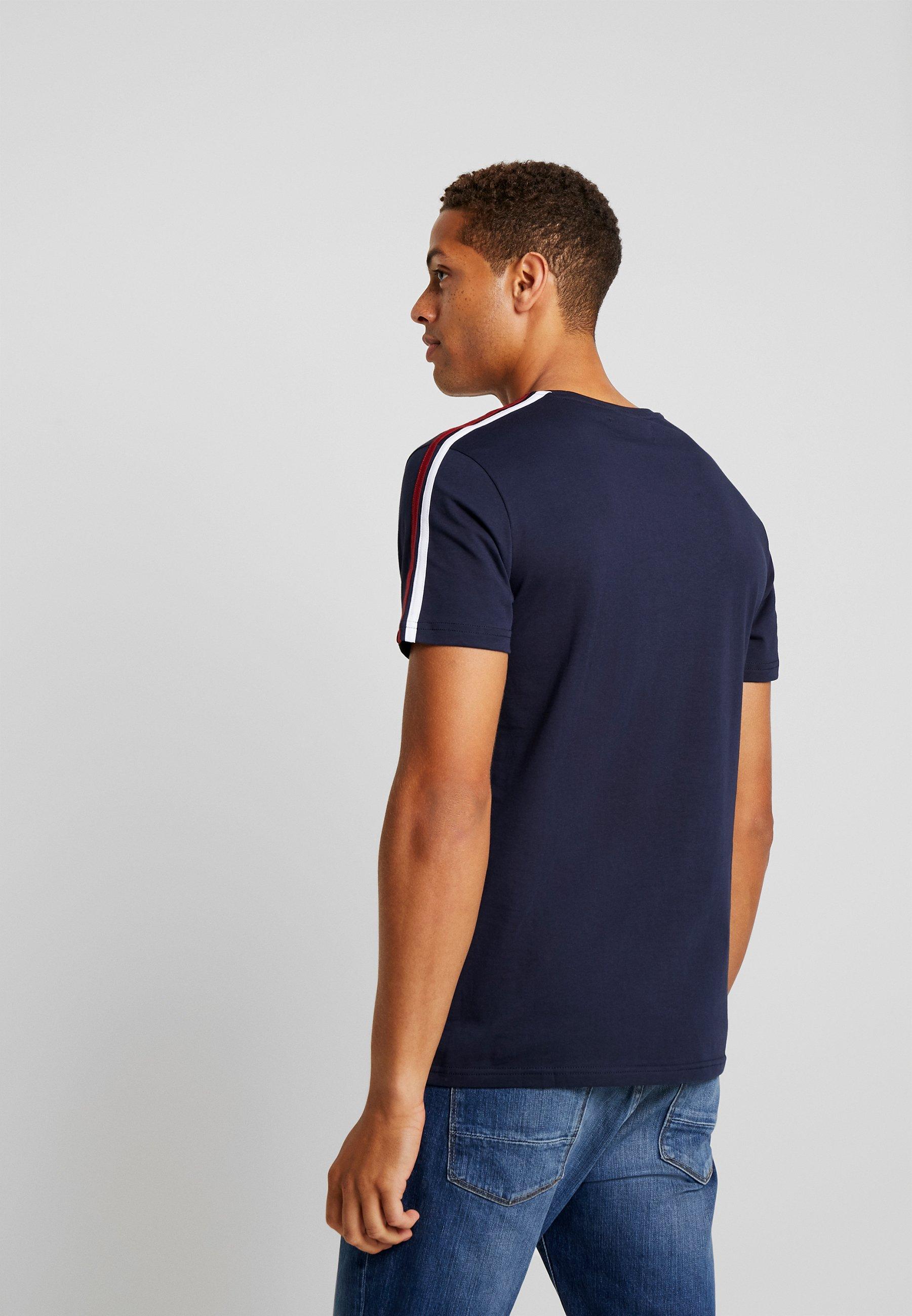 Blue Pier T shirt ImpriméDark One kiuXPZ