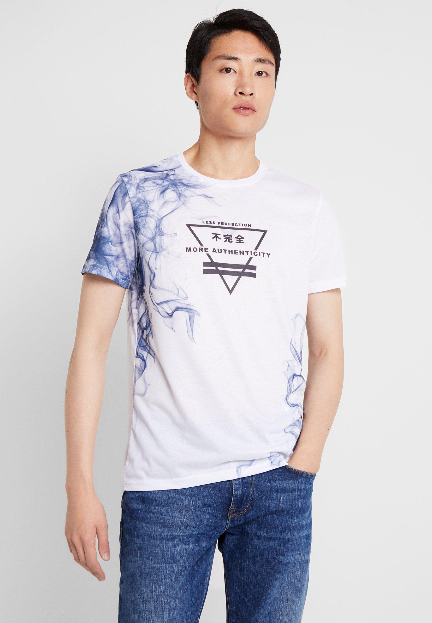 One Pier T shirt ImpriméWhite ImpriméWhite Pier shirt One T Pier txshdBrQC