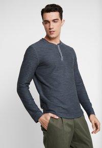 Pier One - Camiseta básica - blue - 0