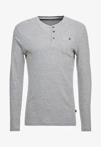 Pier One - Long sleeved top - mid grey melange - 3
