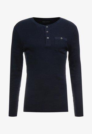 Bluzka z długim rękawem - dark blue