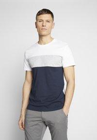 Pier One - Print T-shirt - white - 0