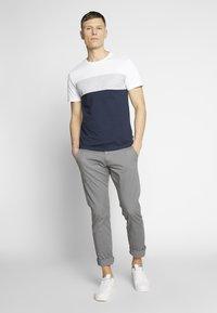 Pier One - Print T-shirt - white - 1