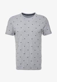 Pier One - T-shirts med print - mottled grey - 3