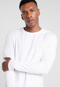 Pier One - Bluzka z długim rękawem - white - 4