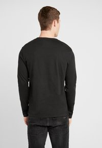 Pier One - Long sleeved top - black - 2
