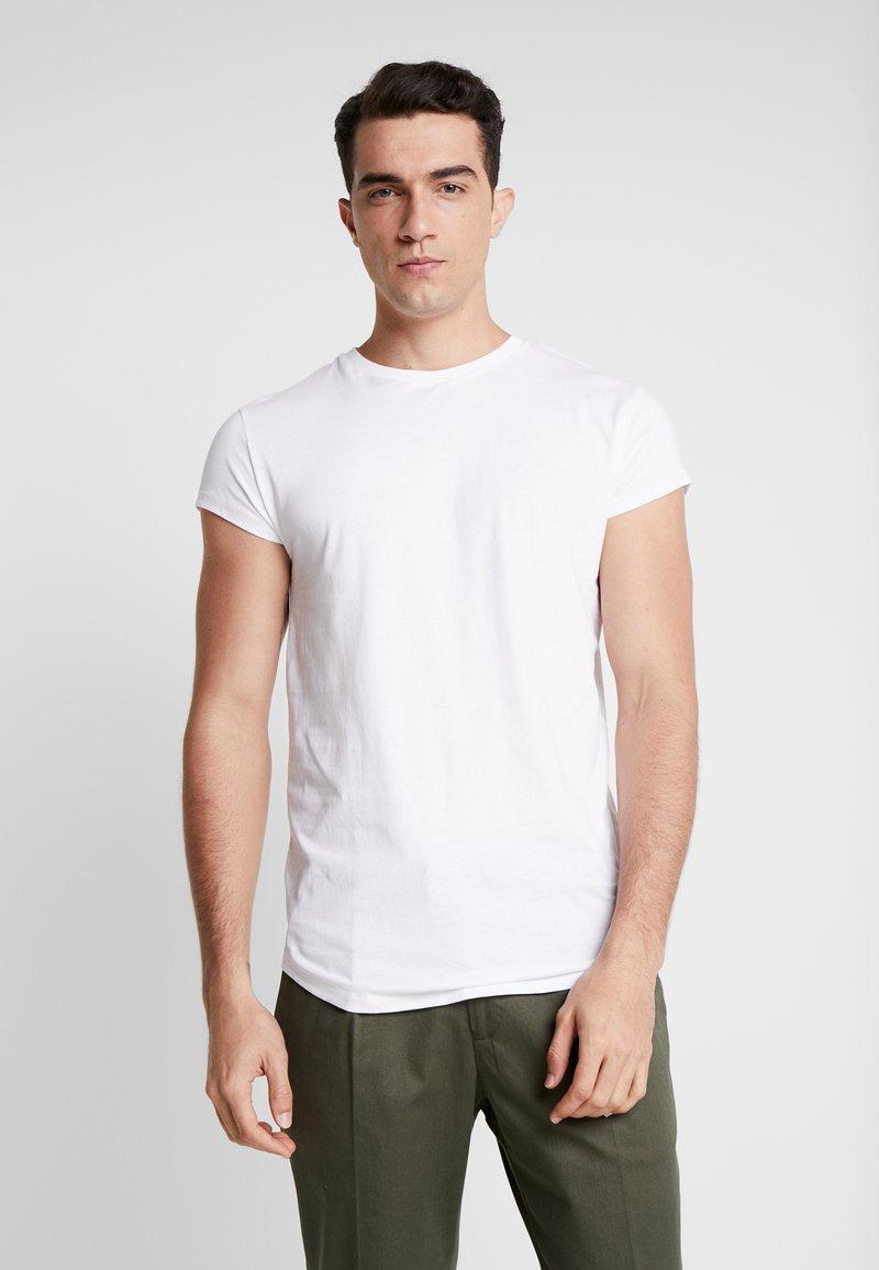 Pier One - T-shirt basique - white