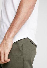 Pier One - T-shirt basique - white - 4