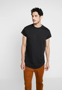 Pier One - T-Shirt basic - black - 0