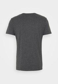 Pier One - T-shirt basic - dark gray - 1