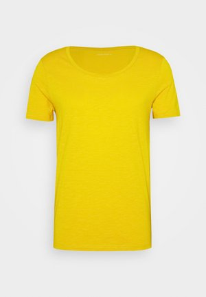 T-shirt basic - light yellow