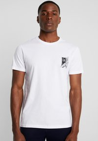 Pier One - T-shirt print - white - 0