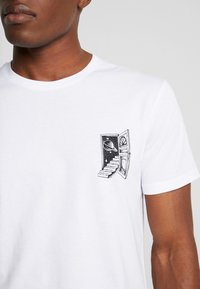 Pier One - T-shirt print - white - 4