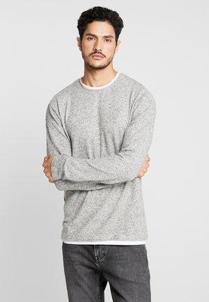 Svetr - light grey