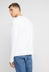 Pier One - Long sleeved top - white - 2